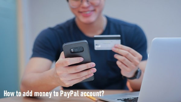 add money to PayPal